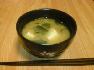 Misosuppe Rezept